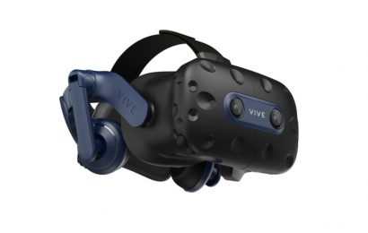 The 5K, 120° FoV HTC Vive Pro 2 Starts From £659, Available June