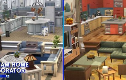 The Sims 4 Becomes Meta With Dream Home Decorator Game Pack