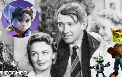 Upcoming Ratchet and Clank Sequel Was Apparently Influenced By The Film It's  A Wonderful Life