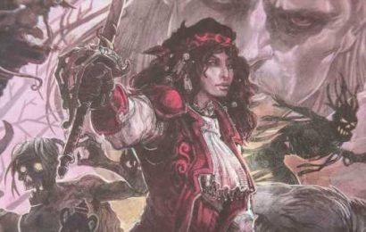 Van Richten's Guide to Ravenloft is the biggest, best D&D book of this generation