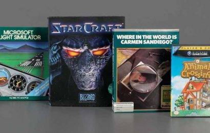 Video Game Hall Of Fame 2021 Games Announced, Four Titles Inducted