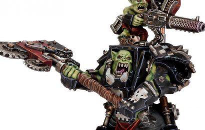 Warhammer Fest: 40K Ork refresh, Dan Abnett's Gaunt's Ghosts in plastic, and more