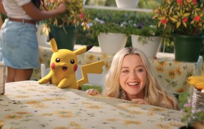 Watch Katy Perry and Pikachu's new music video, 'Electric'