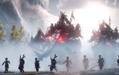 Watch PlayStation's Horizon Forbidden West gameplay reveal livestream