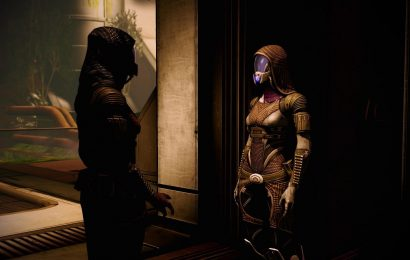 Why Are Video Games Still Trying When Tali's Loyalty Mission In Mass Effect 2 Already Achieved Perfection?