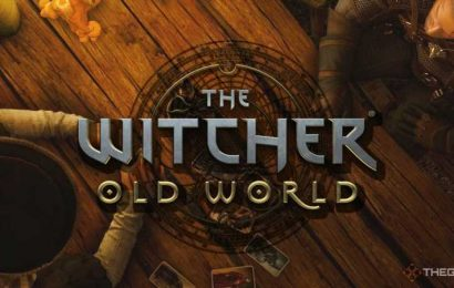 Witchers Are Coming To Your Tabletop With The Witcher: Old World