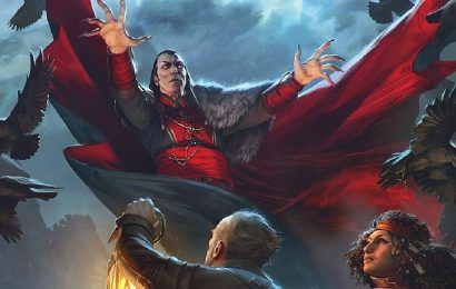 Wizards Gives A Closer Look At One Of Ravenloft's Domains Of Dread
