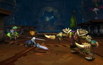 World of Warcraft players are setting up underground fight rings