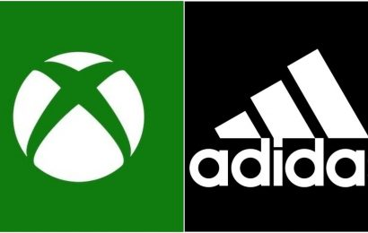Xbox Might Be Getting A Flashy Pair Of Adidas Shoes