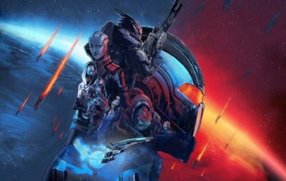 You Can Import Your Mass Effect 2 and 3 Saves into Mass Effect Legendary Edition