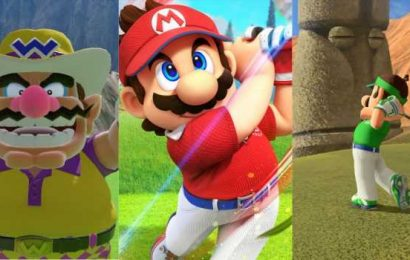 10 Things We Wish We Knew Before Starting Mario Golf: Super Rush