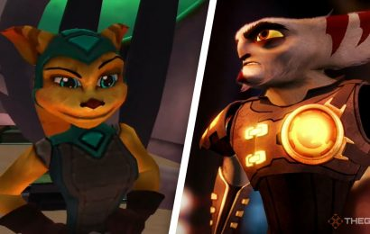 A Brief History Of Ratchet & Clank's Lombaxes