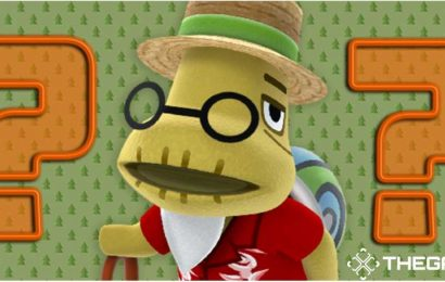 Animal Crossing New Horizons: What Happened To Tortimer?