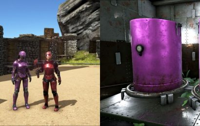 Ark Survival Evolved: How To Make Dye (& The Various Colors)
