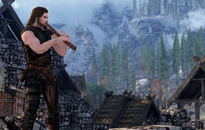 Become A Superstar Bard With The Skyrim's Got Talent Mod