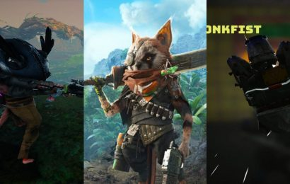 Biomutant: Everything You Need To Know About Crafting