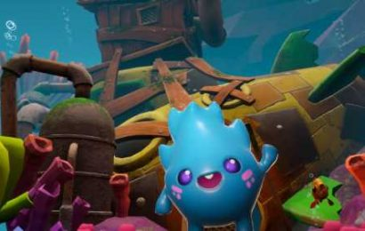 Blobkin Blaster Swims Onto PC VR Headsets in August