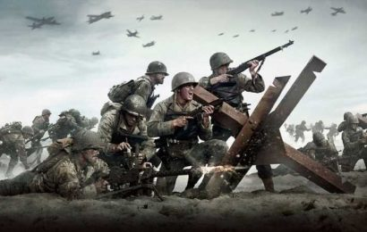 Call Of Duty Is Heading Back To WW2 But Skipping E3