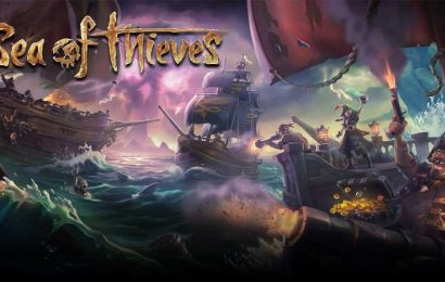 Captain Jack Sparrow Heads To Sea Of Thieves In Pirates Of The Caribbean Crossover