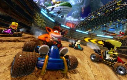 Crash Team Racing Is Better Than Mario Kart, And I'm Tired Of Pretending That It's Not
