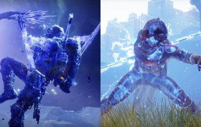 Destiny 2: The Best Hunter Builds For PvP And PvE