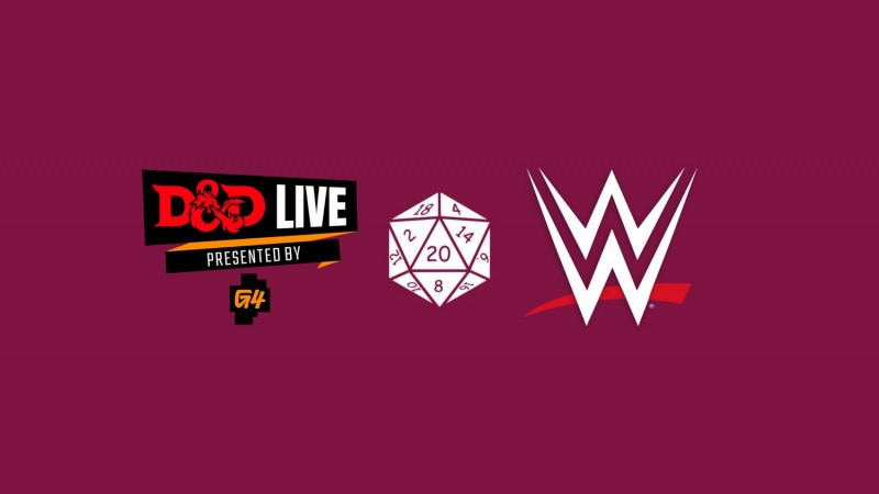 Dungeons & Dragons And WWE Superstars Collide For D&D Live