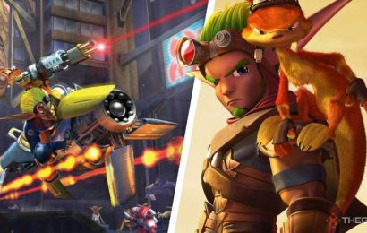 Every Jak And Daxter Game Is 50% Off Right Now