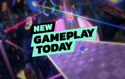 Exclusive Sonic Colors: Ultimate Level – New Gameplay Today (1440p)
