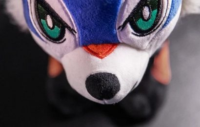 Fighting games' favorite furry SonicFox gets their own plush