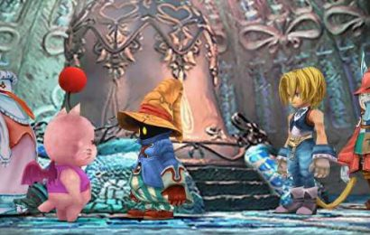 Final Fantasy 9 is being adapted into a kids animated series