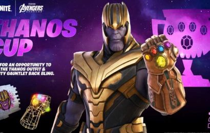 Fortnite Thanos Cup Begins On June 21, Rewards Include Thanos Outfit and Back Bling
