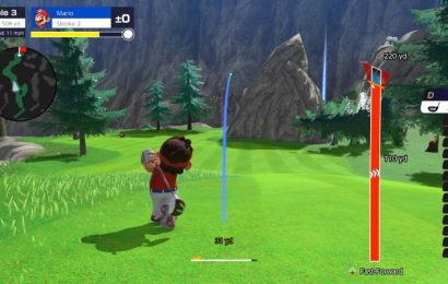 Four Things To Know About Mario Golf: Super Rush