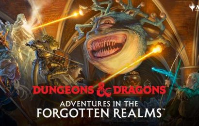 Free Tier Two D&D Adventures Coming Next Week To Set Up The Magic Crossover