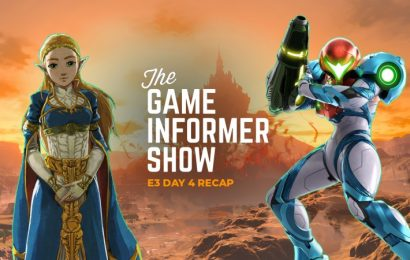 GI Show – Metroid Dread And Breath of the Wild 2 In Our Final E3 Recap
