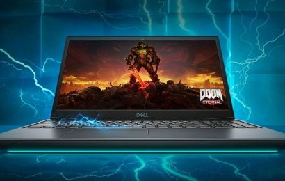 Game on! This $700 Dell laptop has a GTX 1660 Ti and a 120Hz screen