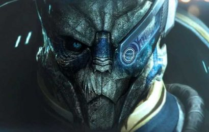 Garrus, Not Shepard, Is The Real Hero Of Mass Effect 2's Suicide Mission