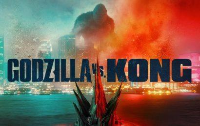 Giveaway: Godzilla Vs. Kong Digital Movie