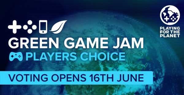 Green Game Jam 2021 wants millions of gamers to act for nature