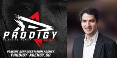 Guilhem Causse Joins Prodigy Agency – The Esports Observer