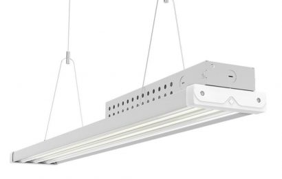 High Bay Lighting For Industrial Areas