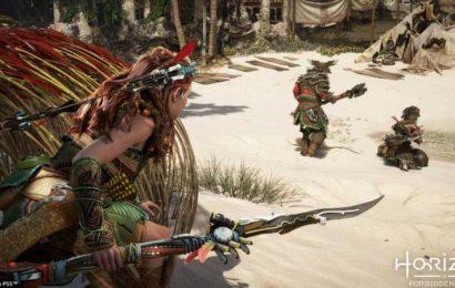 Horizon Forbidden West's Combat Is Going To Be Phenomenal
