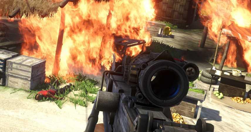 I Wish More Games Had Far Cry's Fire Spread