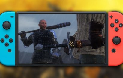 Kingdom Come: Deliverance Is Officially Heading To Nintendo Switch