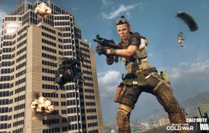 Latest Call Of Duty: Warzone Glitch Lets You Play Dead