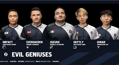 League Of Legends: EG Head Coach Discusses Risks Of Entering Esports At Young Age