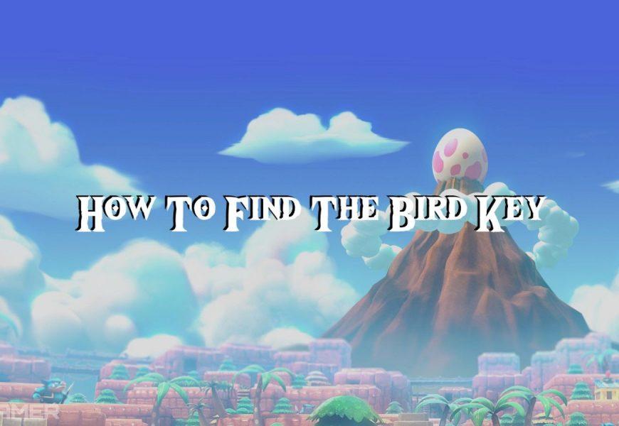 Link's Awakening: How To Find The Bird Key