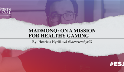 MADMONQ: On a mission for healthy gaming – Esports Insider