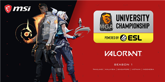 MSI to Facilitate the First Valorant University Championship for South East Asia – The Esports Observer