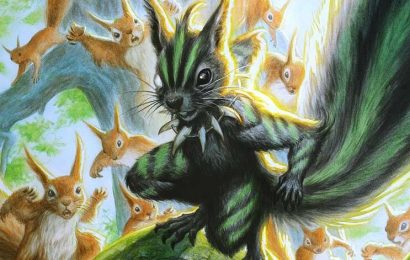 Magic's Modern Horizons 2 set has a lot going for it, also killer squirrels