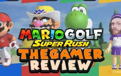 Mario Golf: Super Rush Review – Sun's Out, Tees Off